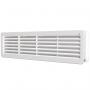 Вентиляционная решетка переточная 450х131 Белый (комплект 2шт)