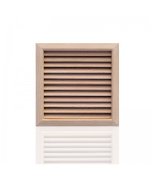 Деревянная решетка, бук 172x172
