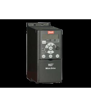 Частотный преобразователь c  VLT Micro Drive FC 51 0,18 кВт 220/240В
