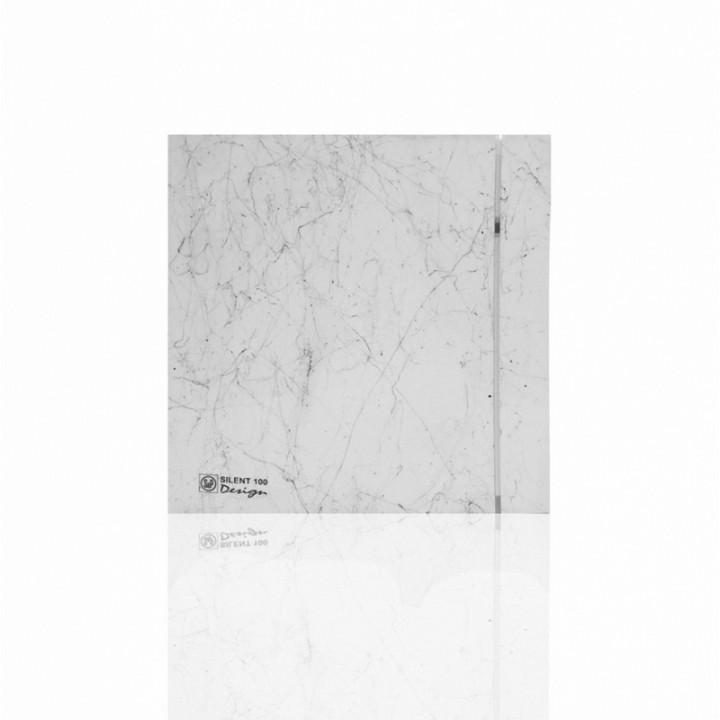 (Soler & Palau) Вентилятор накладной SILENT-100 CZ MARBLE WHITE DESIGN
