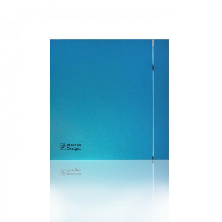 (Soler & Palau) Вентилятор накладной SILENT-100 CZ BLUE DESIGN-4С