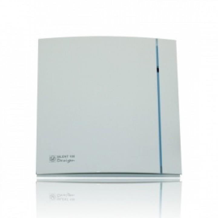 (Soler & Palau) Вентилятор накладной SILENT-100 CRZ DESIGN c Таймером