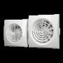 Вентиляторы осевые накладные серии D100