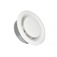 (AIRONE) Вытяжной металлический анемостат DVS 150