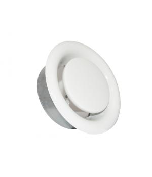 (AIRONE) Вытяжной металлический анемостат DVS 100