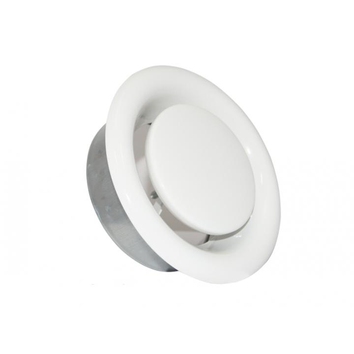 (AIRONE) Вытяжной металлический анемостат DVS 160