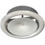 (AIRONE) Приточный металлический анемостат DVS-P 125