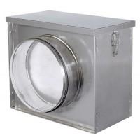 (DIAFLEX) Фильтр для круглых каналов FSL- 400