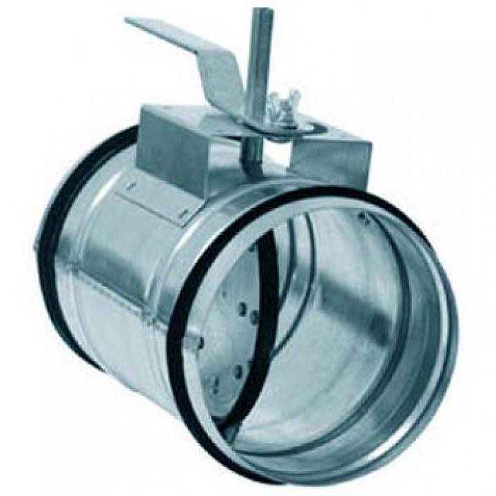 (АРКТОС) Клапаны для круглых воздуховодов КВК-315M