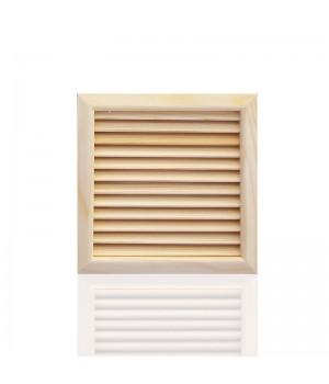 Деревянная решетка, дугласова пихта 172x172