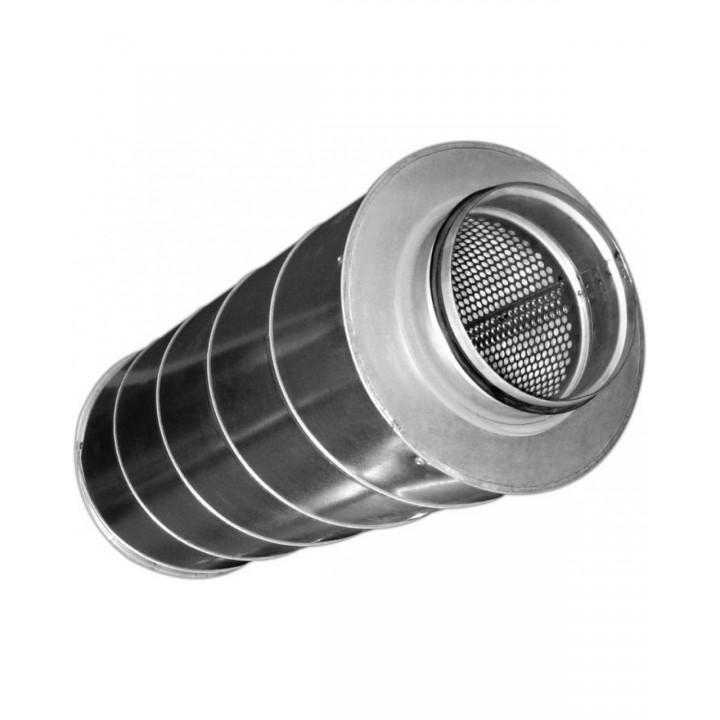 (DIAFLEX) Шумоглушители для круглых каналов SAR 125/900