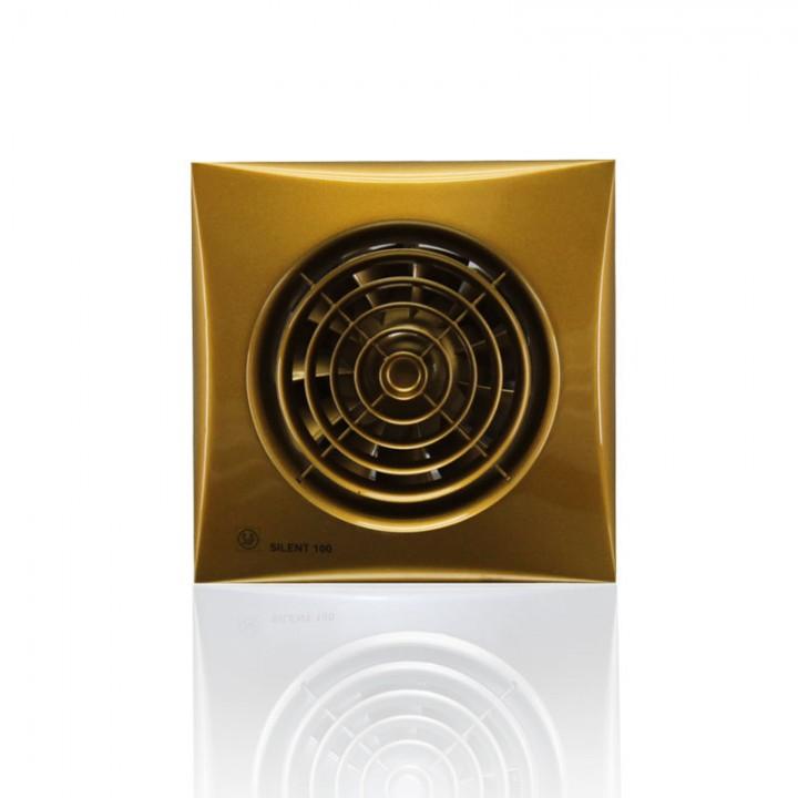 (Soler & Palau) Вентилятор накладной SILENT-100 CZ GOLD