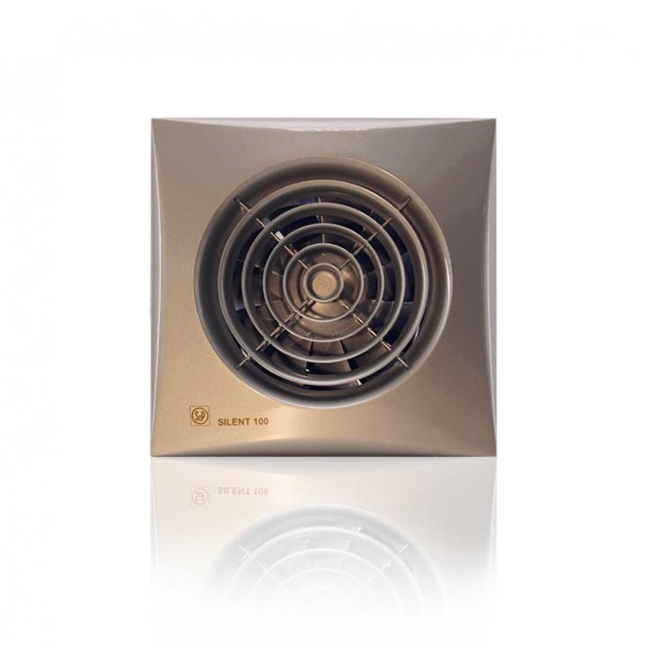 Вытяжной вентилятор Soler & Palau SILENT-200 CZ 16 Вт CHAMPAGNE