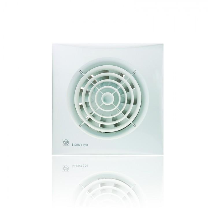 Вытяжной вентилятор Soler & Palau SILENT-200 CRZ 16 Вт