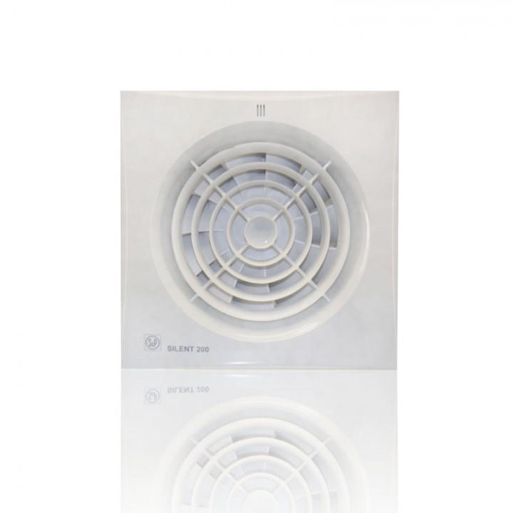 (Soler & Palau) Вентилятор накладной SILENT-200 CHZ c датчик влажности