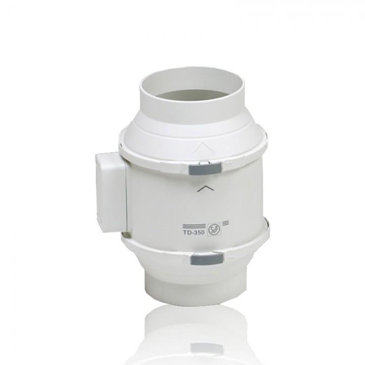 (Soler & Palau) Вентилятор канальный TD 350/125 T c Таймером