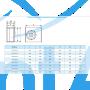 Вентилятор канальный РОВЕН VCP 70-40/35-GQ/6D