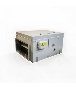 Приточная установка с автоматикой GTC и водяным нагревателем ВПУ-1500 W-GTC