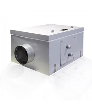 Приточная установка с автоматикой GTC и водяным нагревателем ВПУ-1000 W-GTC