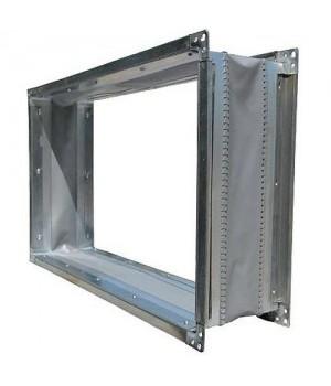 (РОВЕН) Гибкая вставка для прямоугольных вентиляторов ВГ-100-50