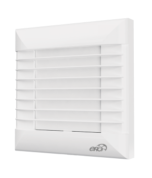 Бытовой вентилятор осевой ERA EURO 4A D100 с автоматическими жалюзи