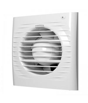 Вентилятор осевой вытяжной c антимоскитной сеткой D100