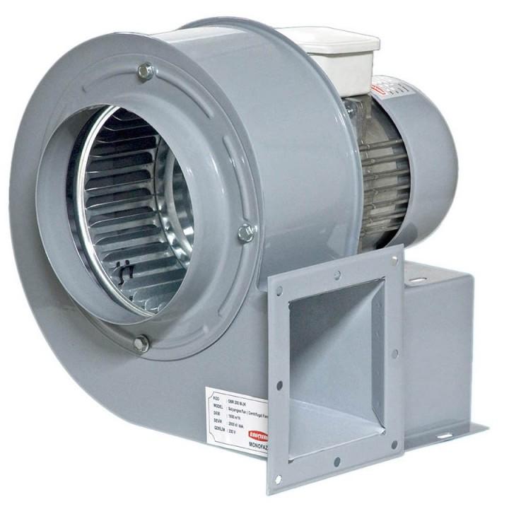 Вентилятор OBR 200 T-2K радиальный одностороннего всасывания (1800 m³/h)