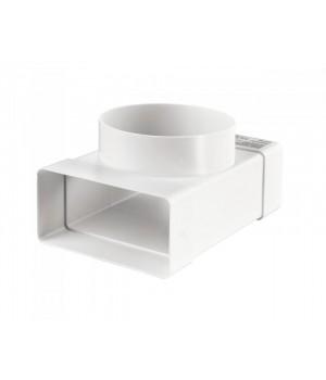 Vents тройник для плоских и круглых каналов 55x110-?100