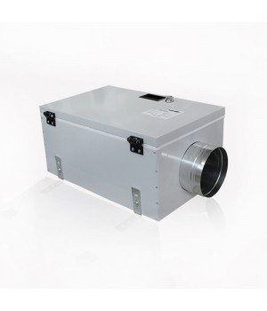 Приточная установка с автоматикой GTC и электрическим нагревателем ВПУ-1000/6 кВт