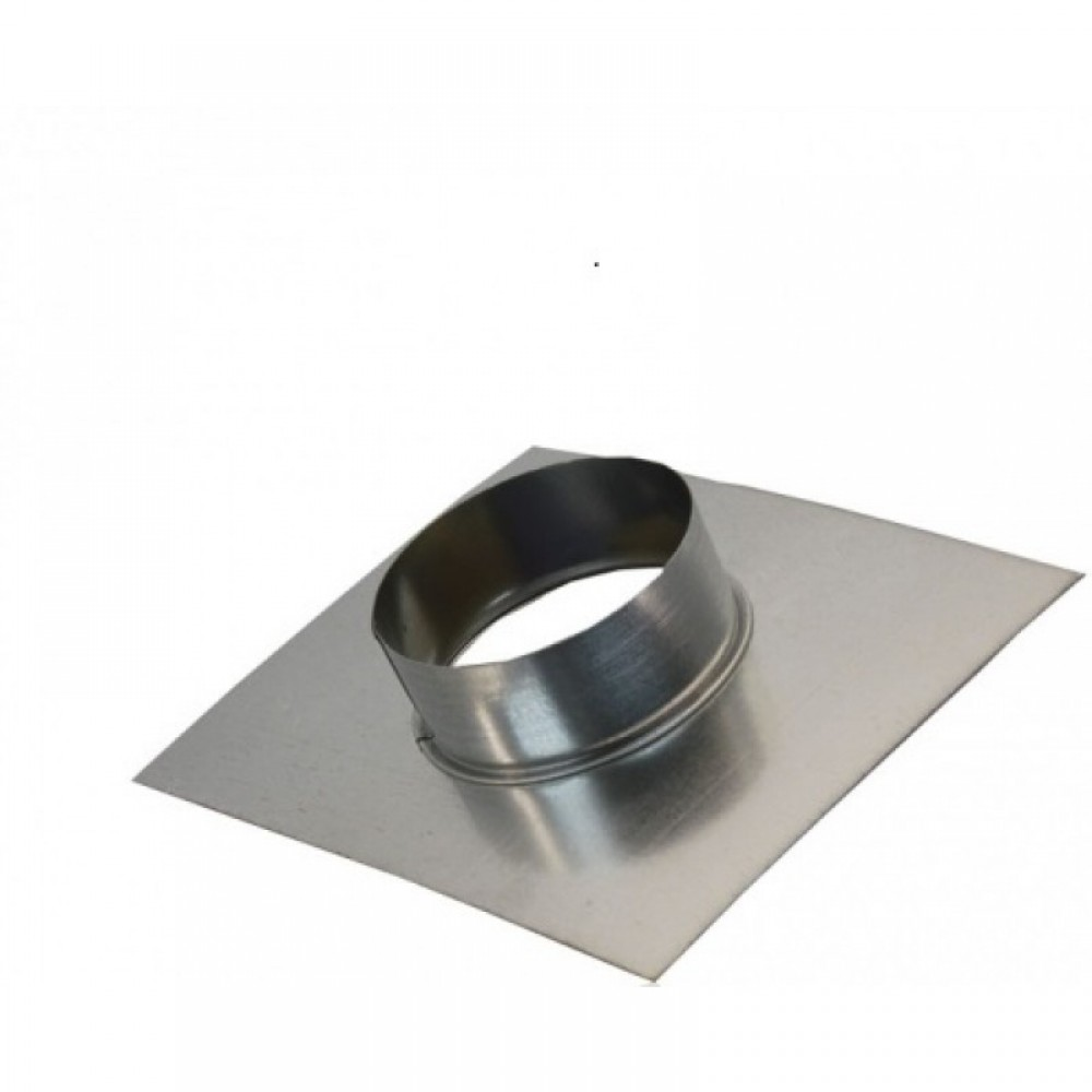 Пластина 350х350 мм с врезкой 315 мм