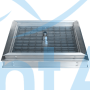 Люк напольный съемный ALKRAFT Комфорт 800х800