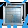 Люк напольный съемный ALKRAFT Комфорт 600х600