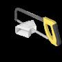 Универсальный угловой соединитель для плоских каналов 60Х120