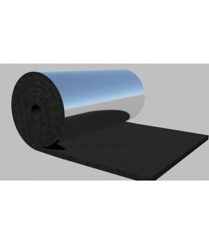 Рулон для теплоизоляции 06х1000-30 Ру-флекс СТ-СК алюминиевый самоклеящийся 30м