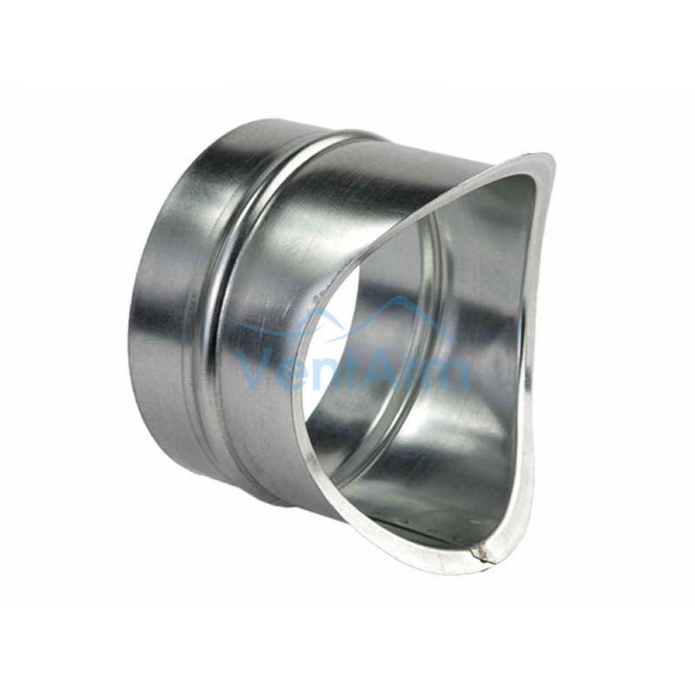 Врезка для круглых воздуховодов 250/315