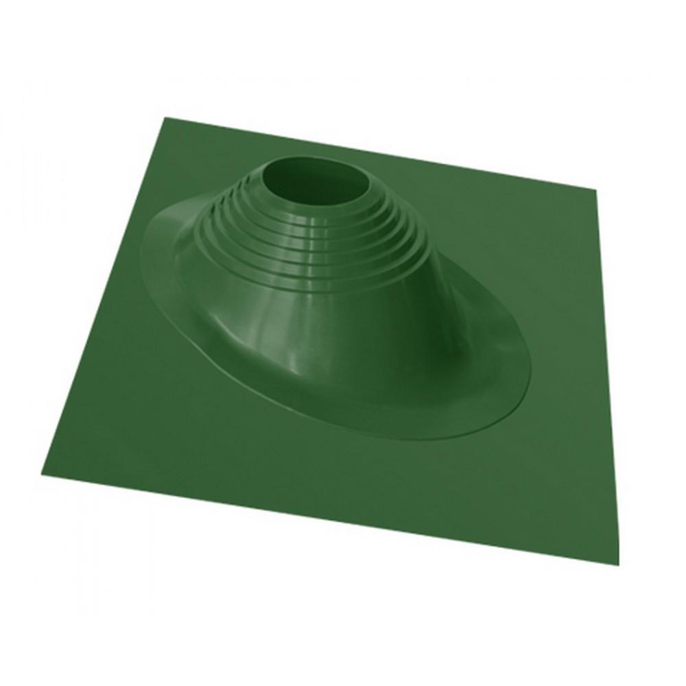 Переход через кровлю №2 203-280 мастер флеш силиконовый зеленый