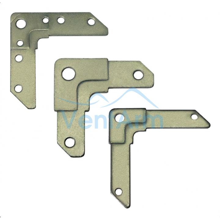 Уголок для производства прямоугольных воздуховодов Airone  УГФ-1 95х18х2.5