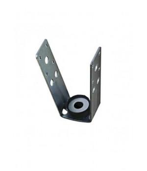 Крепежи с виброизолятором из оцинкованной стали Airone V