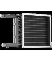 Shuft водяной нагреватель для квадратных и круглых каналов WHC 150x150-2
