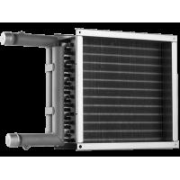 Shuft водяной нагреватель для квадратных и круглых каналов WHC 200x200-3