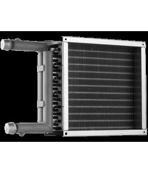 Водяной канальный нагреватель для квадратных и круглых каналов Shuft WHC 150x150-2