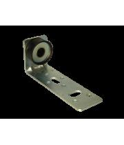 Крепежи с виброизолятором из оцинкованной стали Airone L