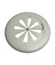 Решетка регулируемая круглая Родфер КПР-100 RAL8019