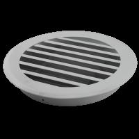 Решетка врезная К-150 круглая