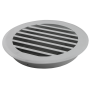Решетка врезная К-120 круглая
