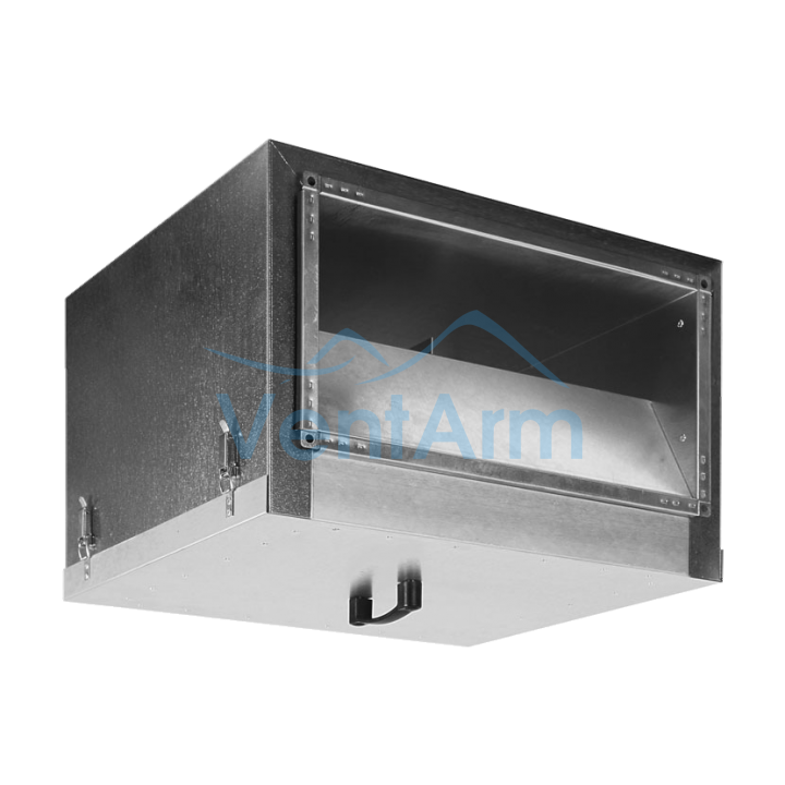 Вентилятор прямоугольный канальный Shuft IRFD 800х500-8 VIM