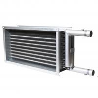 Водяной канальный нагреватель для прямоугольных каналов Shuft WHR 1000x500-3