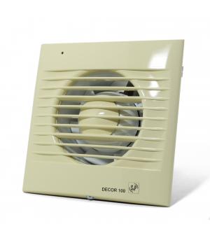 Вытяжной вентилятор Soler & Palau Decor 100 C 13 Вт IVORY