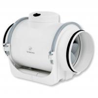 Канальный вентилятор Soler & Palau TD-EVO 125  T (Таймер)