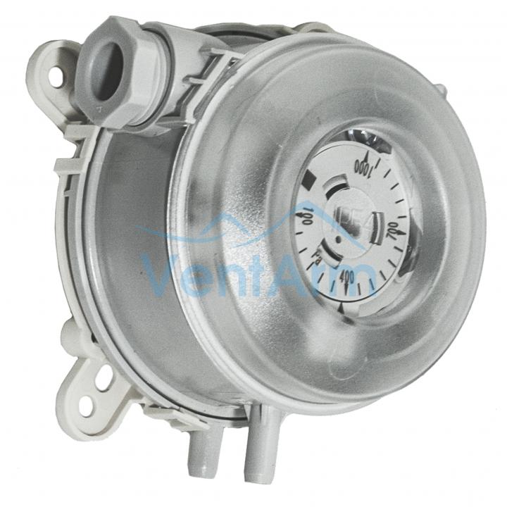 Реле давления дифференциальное механическое S+S Regeltechnik DS-205 D100-1000 Па